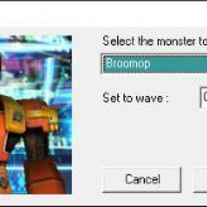 The Monster Broomop